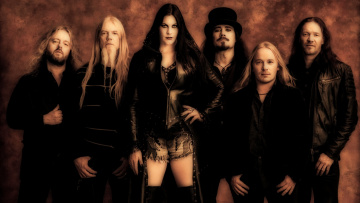 обоя nightwish, музыка, группа
