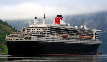 Корабль Queen Mary 2  № 3495248 без смс