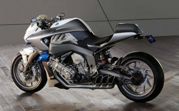 Картинка мотоциклы bmw lo rider concept