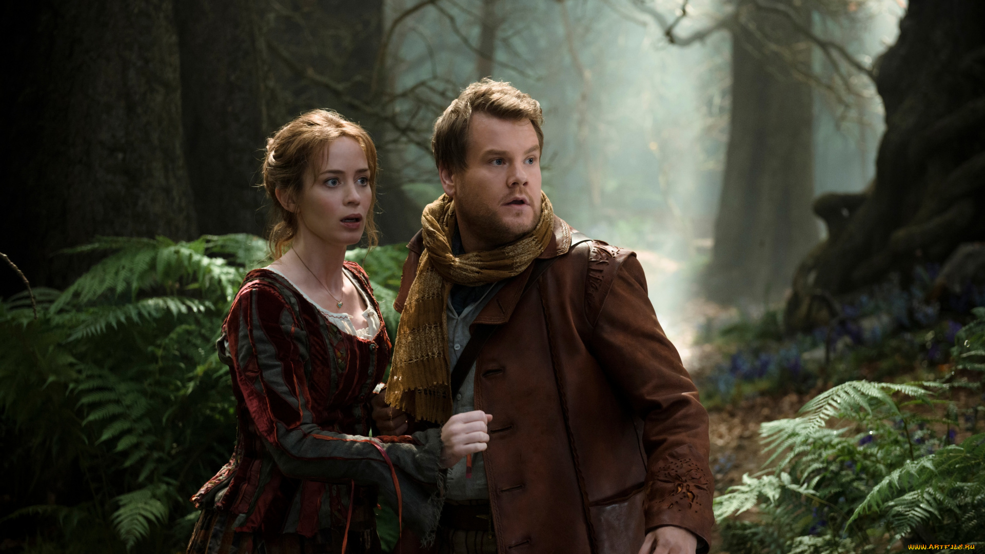 Celebrate Into The Woods With A Look Back At-playbill - 980×654