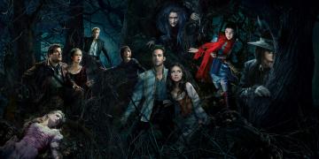 Картинка кино+фильмы into+the+woods лес в дальше чем woods the into фэнтези мюзикл