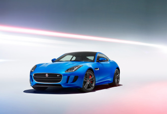 Картинка автомобили jaguar f-type british design edition awd s coupе 2016г