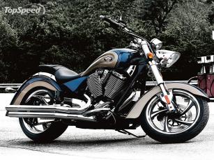 Картинка мотоциклы victory