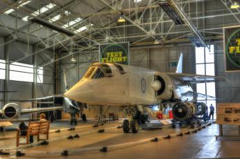 обоя авиация, боевые самолёты, музей, истребитель, экспонат