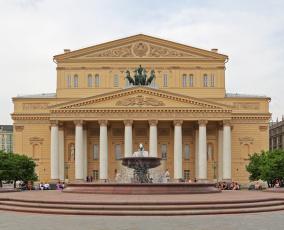 обоя большой театр, города, москва , россия, большой, театр, москва