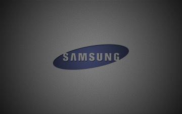 обоя бренды, samsung, фон, логотип