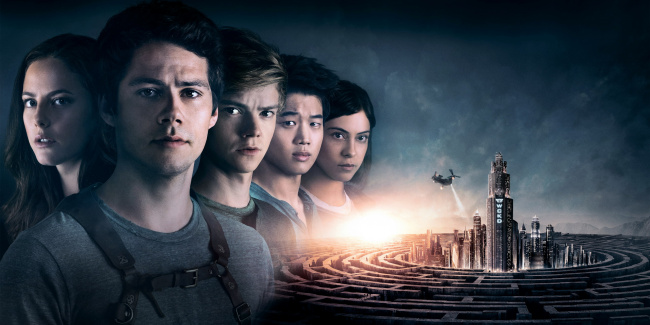 Обои картинки фото кино фильмы, maze runner,  the death cure, action, futuristic, thriller, sci, fi, film, science, fiction