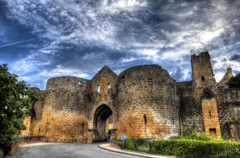 Картинка франция+++домм города -+дворцы +замки +крепости крепость домм франция