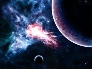 Картинка pentres v3 космос арт