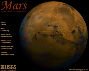 Картинка космос марс