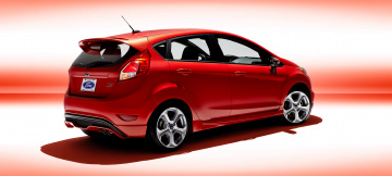 Картинка автомобили ford us-spec st fiesta 2014г