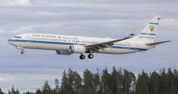 обоя boeing 737, авиация, пассажирские самолёты, авиалайнер