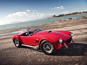 Картинка автомобили ac cobra shelby