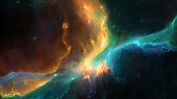 Картинка космос галактики туманности туманность