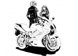 Картинка видео+игры king+of+fighters+2002 2003 парень девушка мотоцикл