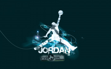 обоя спорт, 3d, рисованные, прыжок, линия, спортсмен, баскетболист, майкл, джордан, мяч