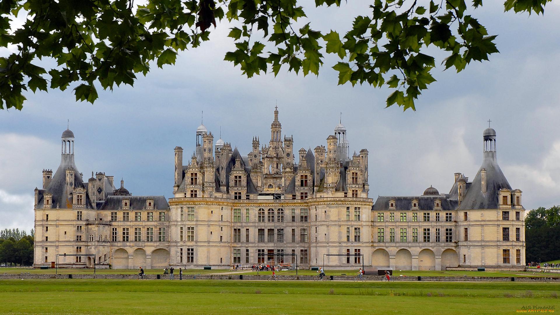 Chateau de Chambord, France без регистрации