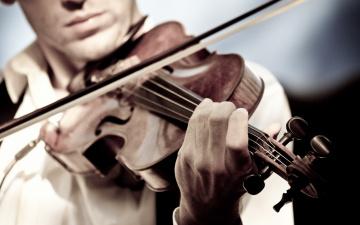 Картинка музыка -+другое игра скрипка