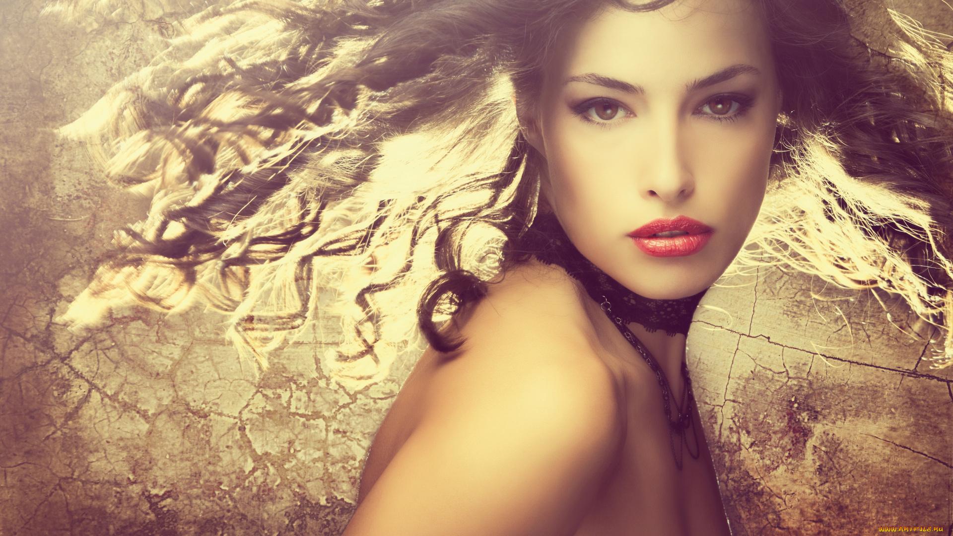 Неземной красоты девушка фото