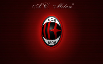 Картинка спорт эмблемы+клубов милан milan футбол клуб эмблема
