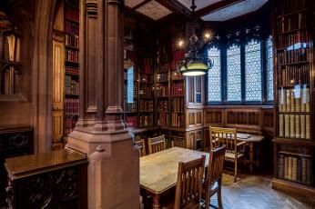 Картинка интерьер кабинет +библиотека +офис помещение меблировка