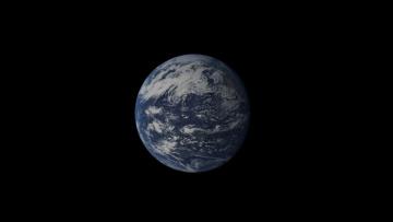 обоя космос, земля, планета