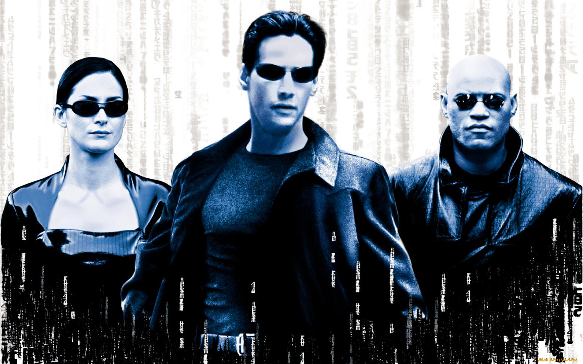 Матрица картинки из фильма