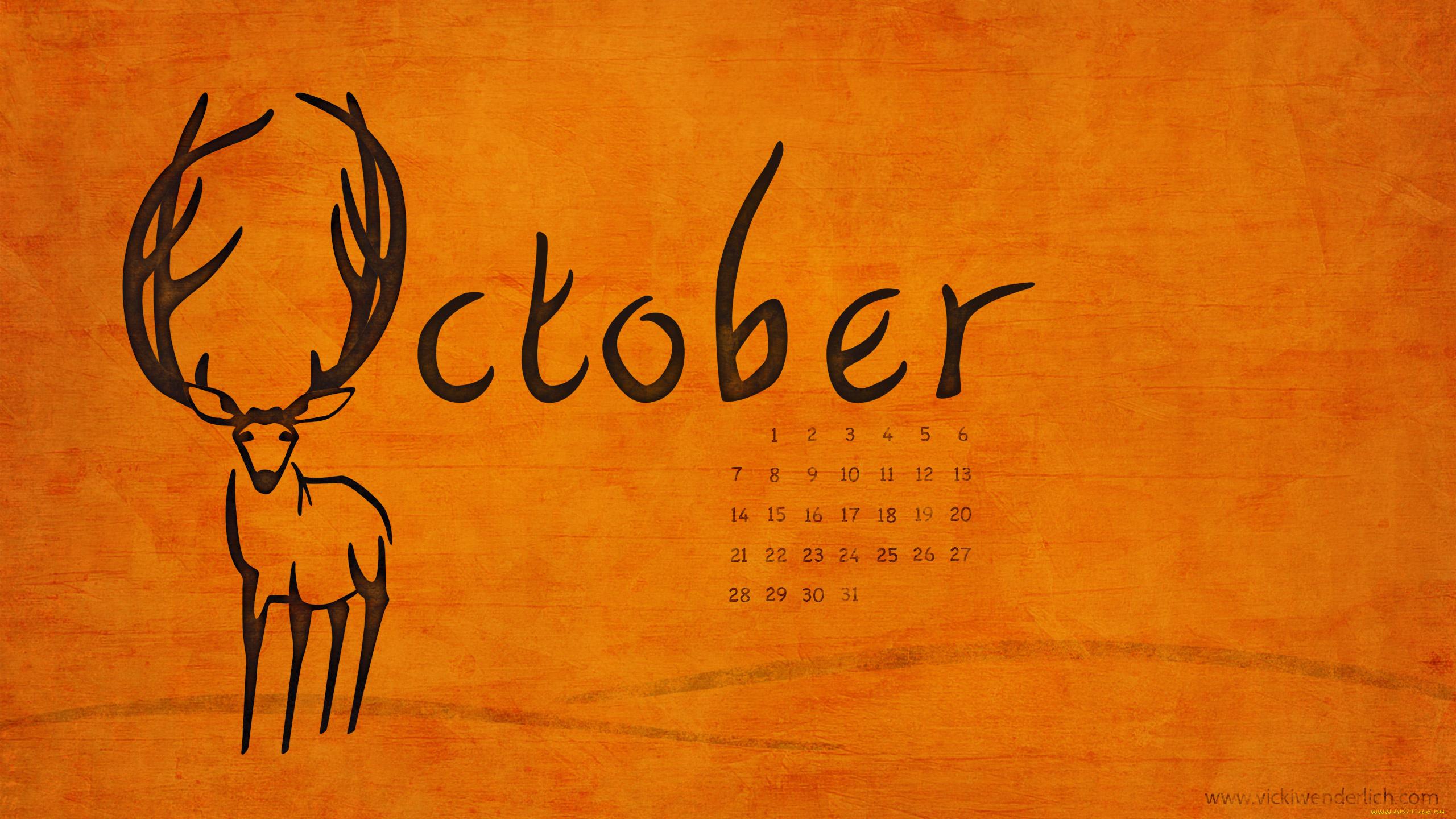 October - HD1440×900