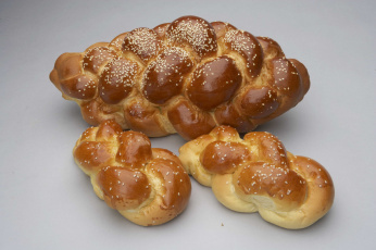 Картинка еда хлеб выпечка плетенки булочки