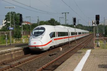 Картинка техника поезда локомотив дорога железная состав