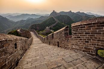обоя great wall, города, - исторические,  архитектурные памятники, фортпост