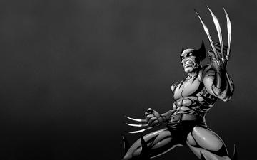 Картинка росомаха рисованные комиксы wolverine x-men комикс comics люди икс