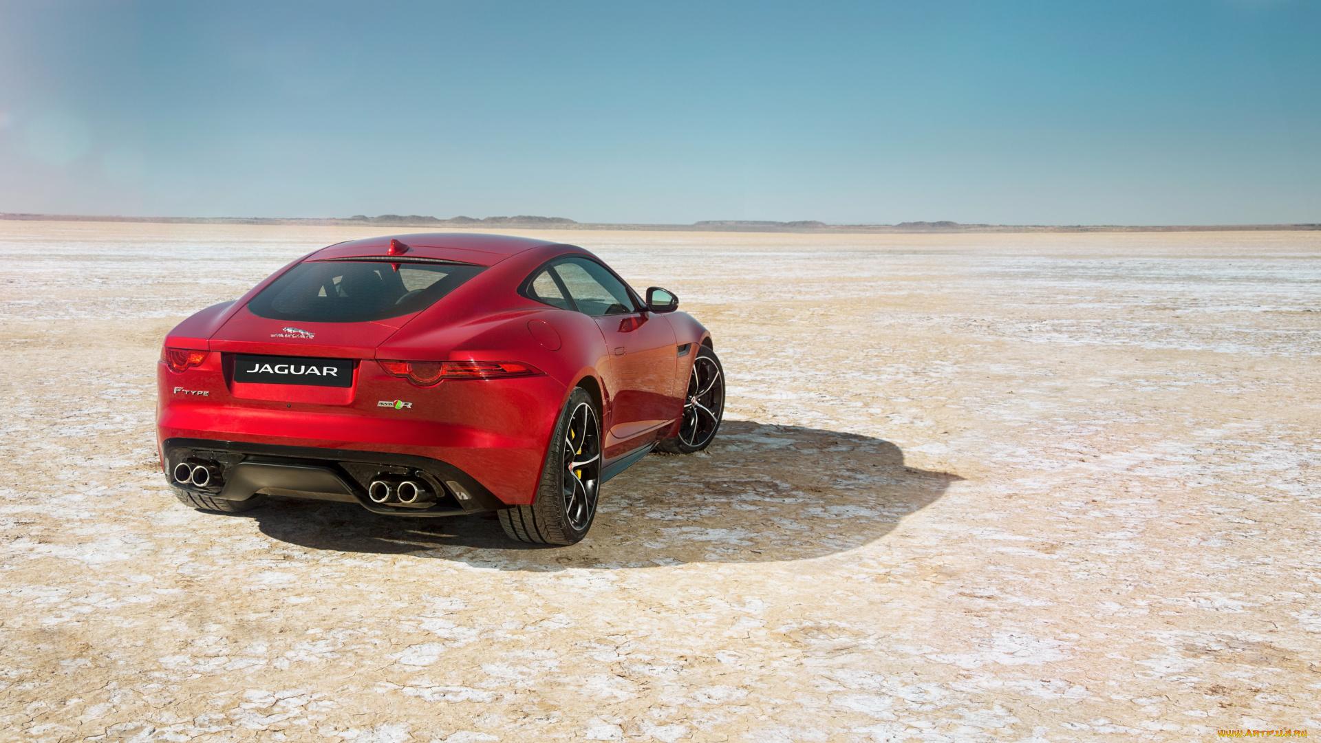 Jaguar F-Type Coupe  № 2429500 бесплатно