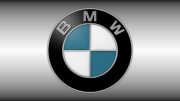 обоя бренды, авто-мото,  bmw, фон, логотип