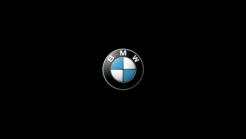 обоя бренды, авто-мото,  bmw, логотип, фон