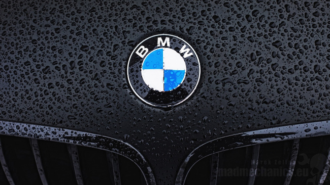 логотип bmw обои