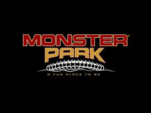 обоя monster, park, бренды, другое