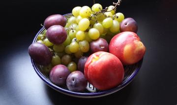 Картинка еда фрукты +ягоды плоды