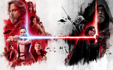 обоя кино фильмы, star wars,  the last jedi, star, wars, the, last, jedi