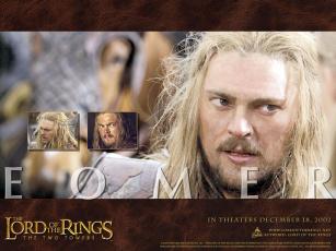 обоя эoмер, кино, фильмы, the, lord, of, rings, two, towers