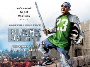 Картинка black knight кино фильмы