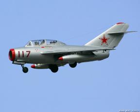 Картинка авиация боевые самолёты миг+15ути