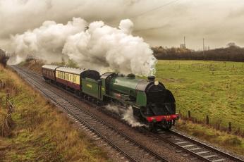 Картинка техника паровозы железная паровоз дорога