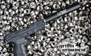 обоя оружие, пистолеты с глушителемглушители, pistol