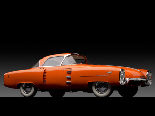 обоя lincoln indianapolis concept 1955, автомобили, lincoln, 1955, concept, indianapolis