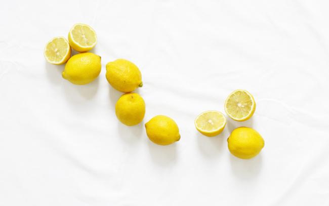 Обои картинки фото еда, цитрусы, лимоны