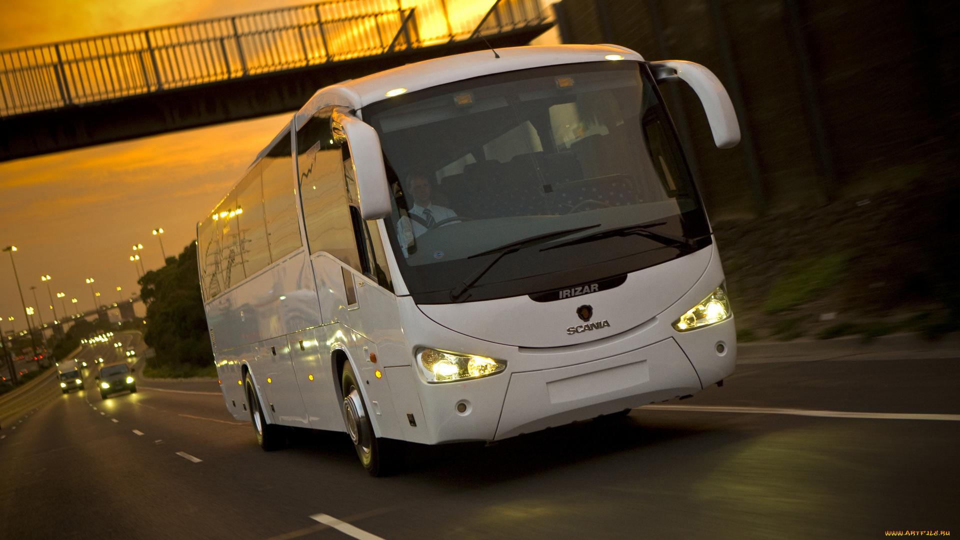 Картинки крутых автобусов, праздником