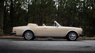 Картинка rolls royce corniche автомобили rolls-royce limited престижные класс-люкс великобритания