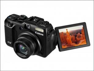 Картинка canon+power+shot+g12 бренды canon фотокамера цифровая объектив дисплей
