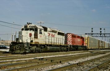 Картинка техника поезда локомотив рельсы